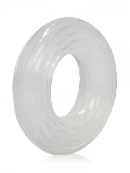 Premium Silicone Ring Large: Penisring, transparent