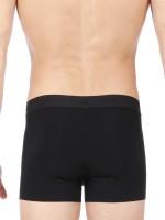 HOM Natural Clean Cut: Boxer Pant, schwarz