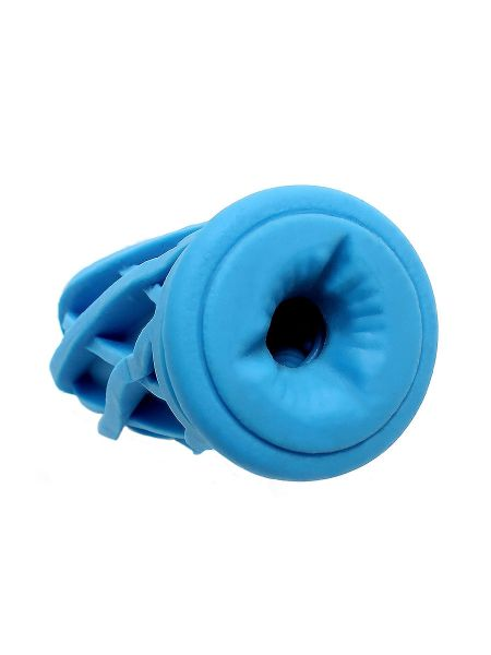 Leten Future: Masturbator-Sleeve, blau