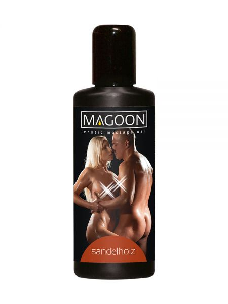 Massageöl: Sandelholz (100ml)