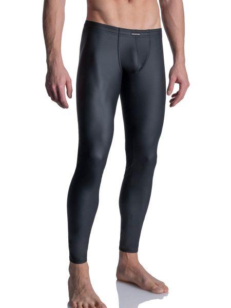 MANSTORE M2111: Bungee Leggings, schwarz