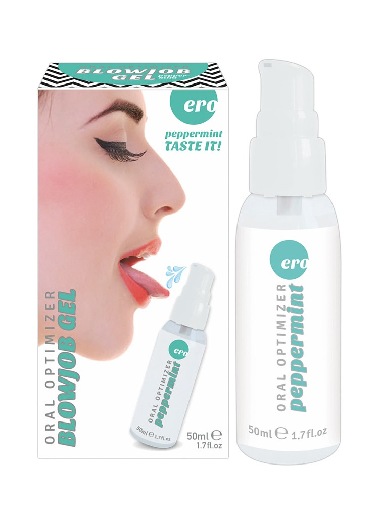 HOT Ero Peppermint Blowjob-Gel (50ml)
