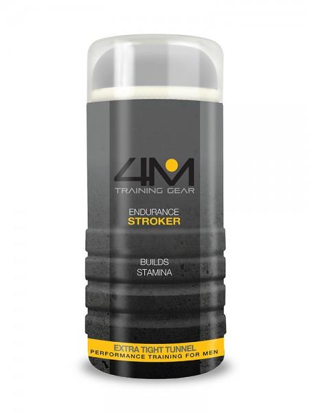4M Endurance Stroker: Masturbator, transparent