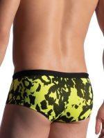 MANSTORE M910: Beach Hot Pant, citro