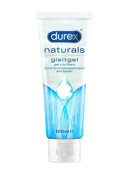 Gleitgel: Durex Naturals – extra Feuchtigkeit (100ml)