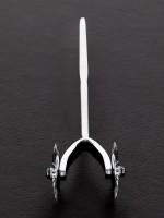Triune Duo Pinwheel: Edelstahl-Nervenrad