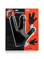 Oxballs Claw Glove: Dildo-Handschuh, schwarz