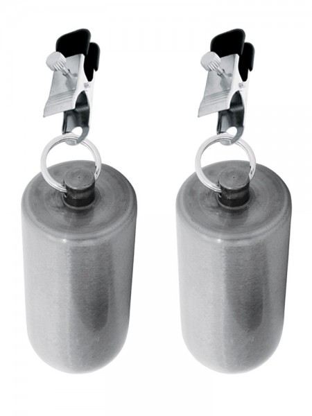 XxdreamSToys: Nippelklemmen mit Gewicht (100gr)
