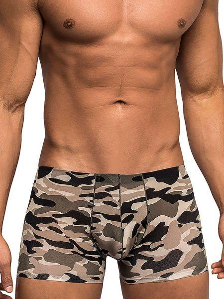 Male Power Commando: Mini Short, camouflage