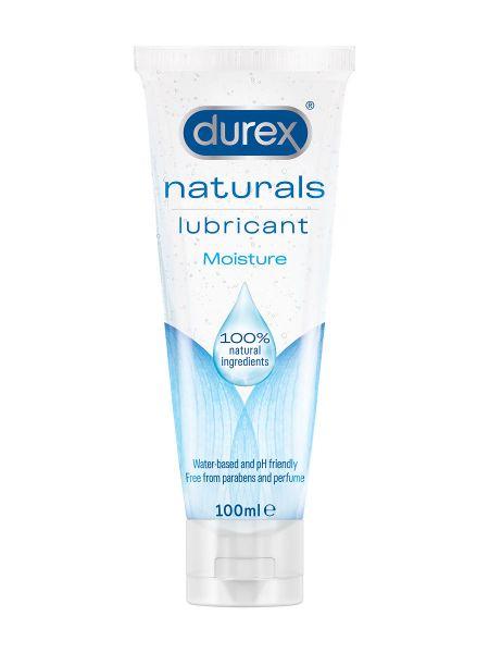 Durex Naturals Lubricant: Gleitgel (100ml)