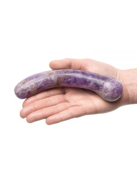 LaGemmes G Curve: G-Punkt-Dildo Amethyst, lila