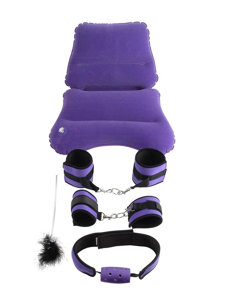 Fetish Fantasy Purple Pleasure: Bondage-Set