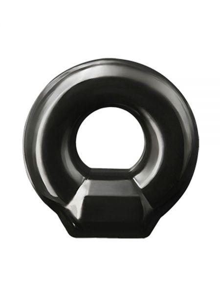 Renegade Drop Ring: Cockring, schwarz