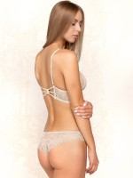 Anabel Arto: Brazilian Slip, natural