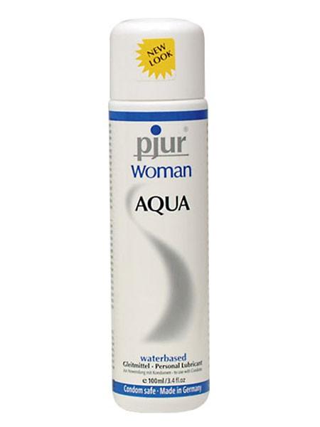Gleitgel: pjur Woman Aqua (100ml)