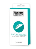 Secura Nature Feeling: Kondome, 12er Pack