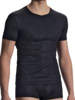 Olaf Benz RED1907: T-Shirt, schwarz