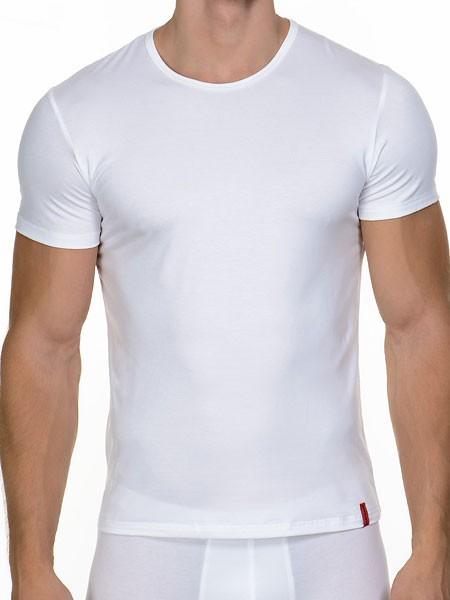 Bruno Banani Base Line: Shirt, weiß