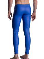 MANSTORE M2111: Bungee Leggings, blau