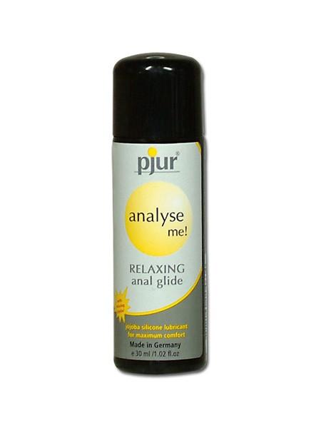 Gleitgel: pjur Analyse Me! Relaxing anal glide (30ml)