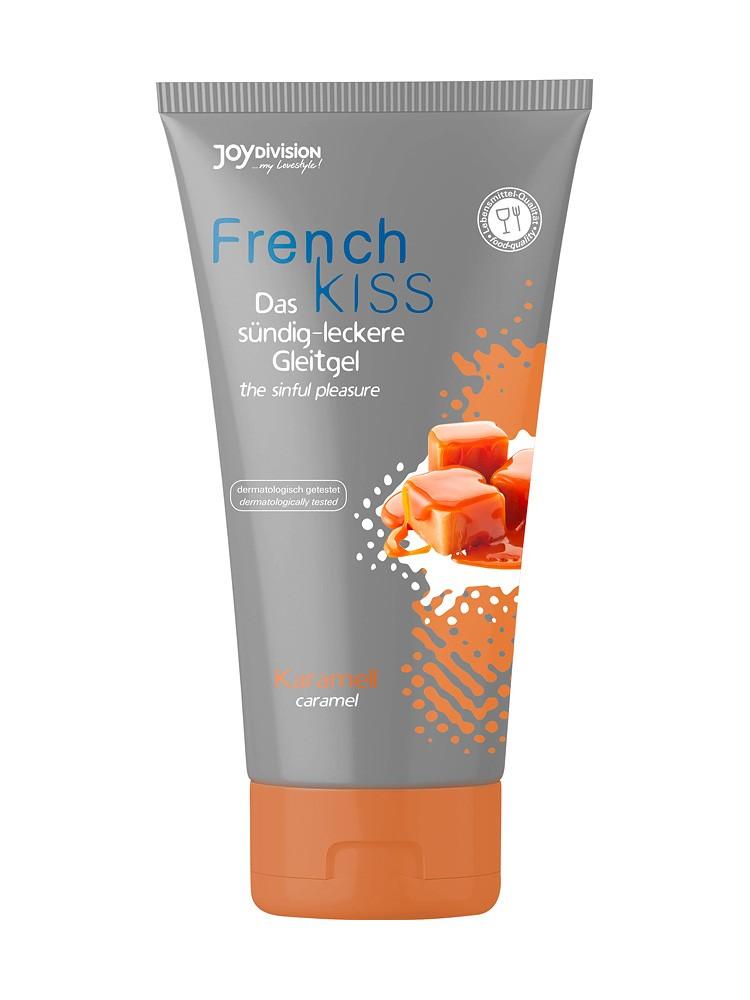 Gleitgel: Frenchkiss Karamell (75ml)