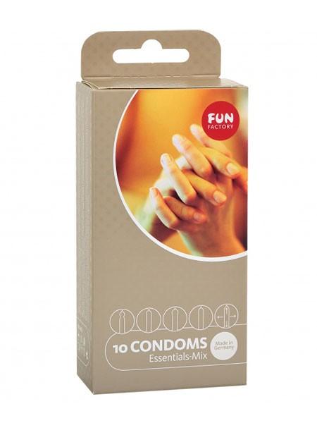 Fun Factory Essentials Mix 10er Pack