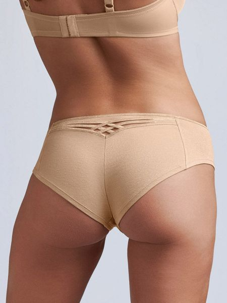 Marlies Dekkers Dame de Paris: Brazilslip, sand and golden lurex