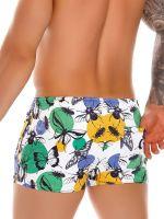 JOR Beetle: Bade-Boxerpant, printed
