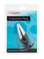 Executive Plug: Analplug, schwarz