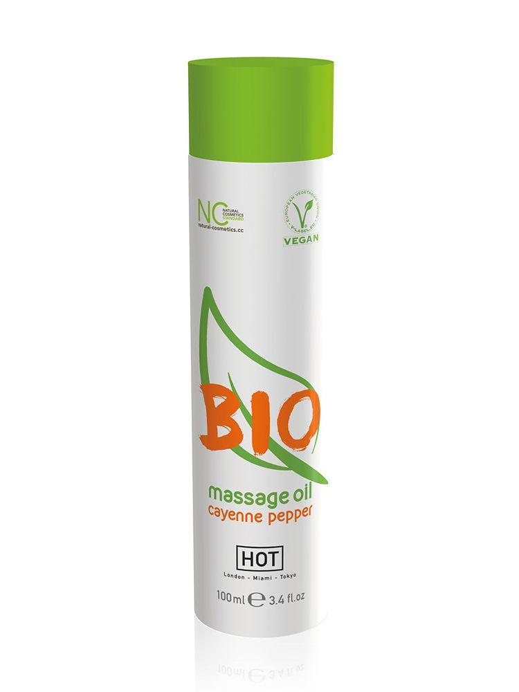 HOT Bio Massageöl (100ml)