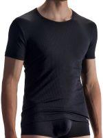 Olaf Benz PEARL1857: T-Shirt, schwarz