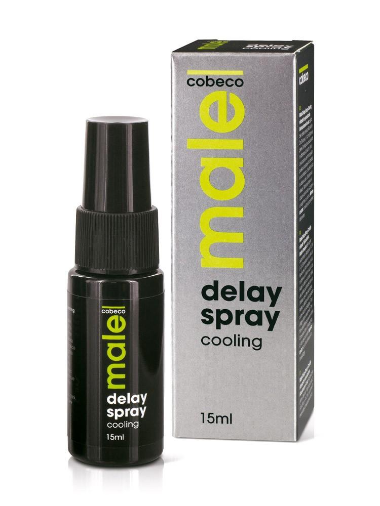 MALE Delay Spray Cooling: Verzögerungsspray (15ml)