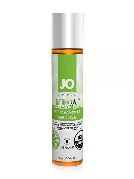 System JO Organic NaturaLove: Gleitgel (30ml)