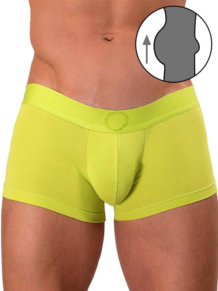 Rounderbum Rounderbum: Colors Lift Boxer Trunk, gelb