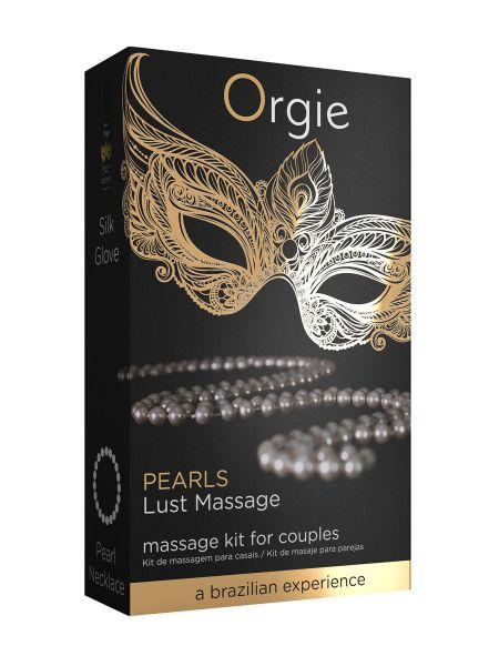 Orgie Pearl Lust Massage: Massageset