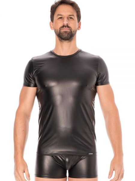 Look Me Hell: T-Shirt, schwarz
