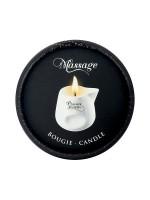 Plaisirs Secrets: Massagekerze, Peach (80ml)