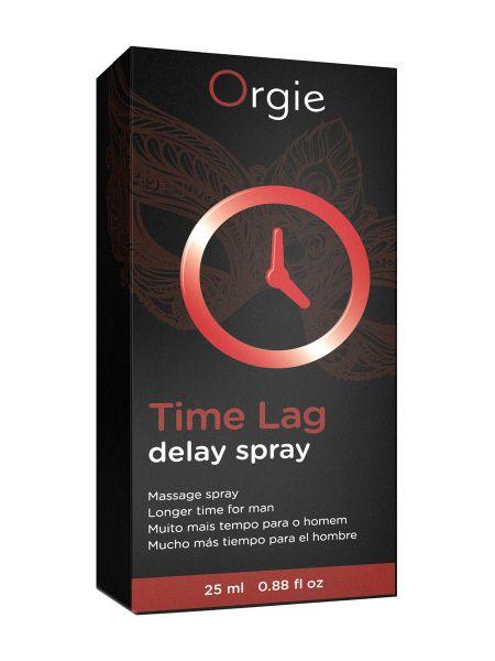Orgie Time Lag Delay Spray: Verzögerungsspray (25ml)