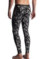 MANSTORE M906: Tight Leggings, mosaic