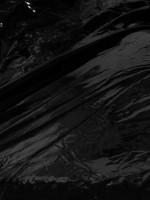 Lack Orgy-Spannbettlaken, schwarz 220x220cm