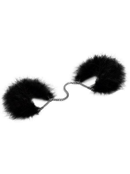 Bijoux Indiscrets Za Zu: Handfesseln, schwarz