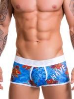 JOR Koi: Boxerpant, blau