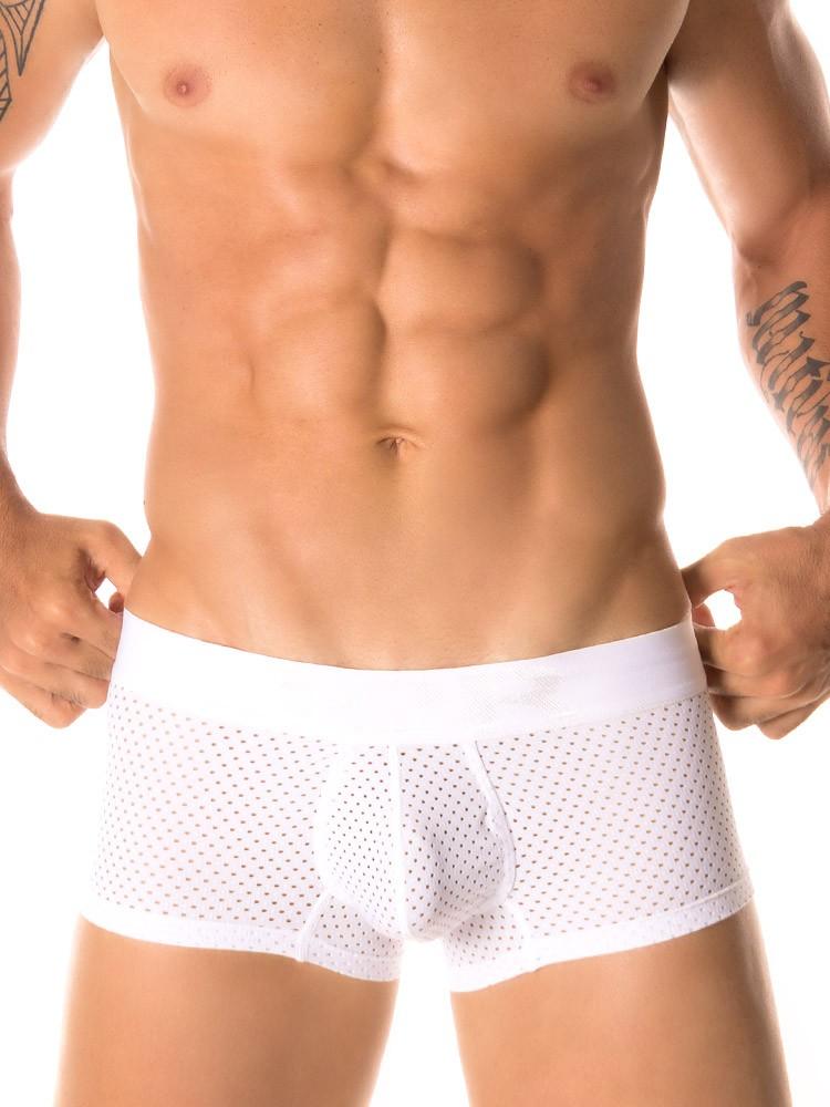 JOR Rally: Boxerpant, weiß (XL)