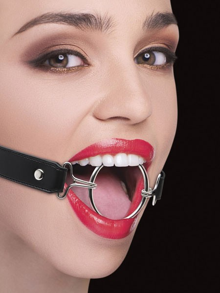 Ouch! Ring Gag XL: Ringknebel