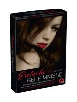 Kartenspiel: Erotische Geheimnisse