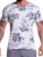 JOR Hawaii: T-Shirt, grau