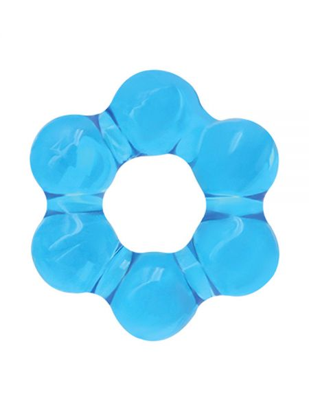Renegade Spinner Ring: Cockring, blau