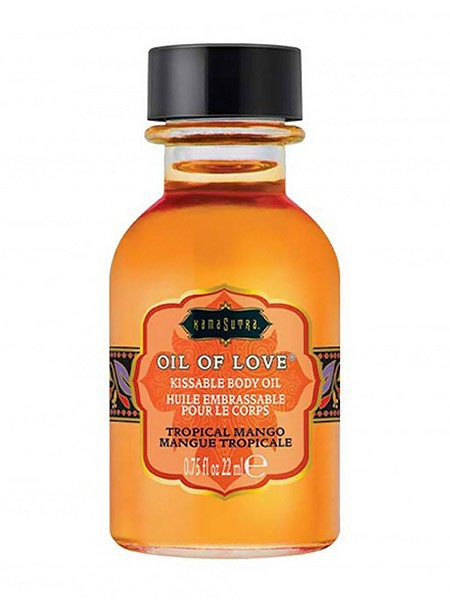 Kama Sutra Oil of Love: Tropical Mango Liebesöl (22ml)