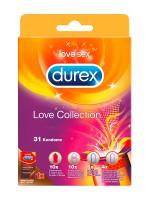 Durex Love Collection: Kondome, 31er Pack