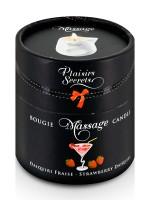 Plaisirs Secrets: Massagekerze Strawberry Daiquiri (80ml)